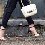 StyleMouse Wearing Jessica Simpson Shoes and DVF Purse