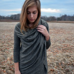 StyleMouse Free People Wrap in Olive