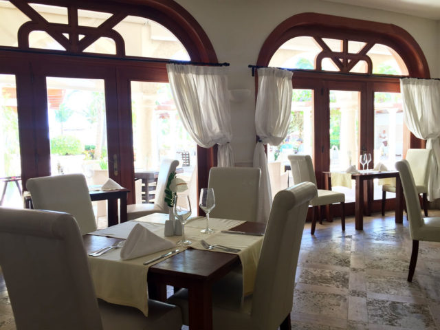 Restaurant Sanctuary Cap Cana Resort StyleMouse